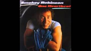 Smokey Robinson- One Heartbeat  (1987)