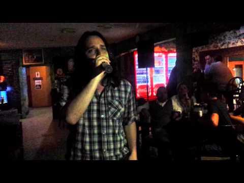 La Chispa Adecuada Hector Reyes Campeonato Nacional de Karaoke 2015 Santa Ana Rancho.