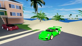 Roblox Ultimate Driving: Reviewing The Bugatti EB110, Arrinera Hussarya, Porsche GT3 RS, And CTSV!