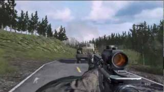 Call of Duty 4: Modern Warfare - Campaign - Game Over