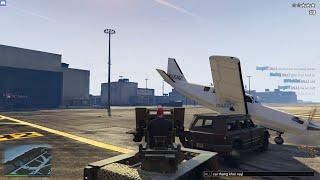 GTA 5 - Nhiệm vụ chôm xe half track và bảo vệ những người có chức vụ khỏi cảnh sát | ND Gaming
