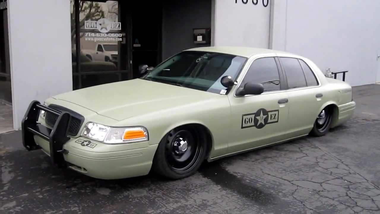 go-ez cop car goes to japan - YouTube