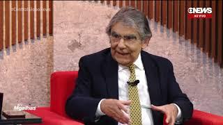 Ayres Britto fala sobre Lava Jato e suspeição de Sergio Moro