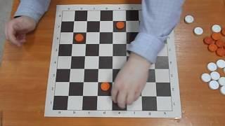 Как играть в бразильские шашки?