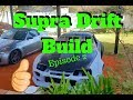 HOW TO CUSTOM FIT CAR BODYKIT | Project Drift Supra - EP. 2