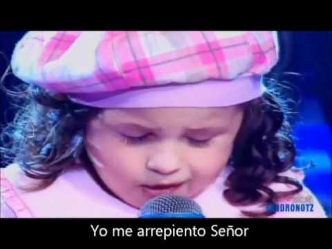 Milena - Raul Gil - Primeiro amor, subtitulado al español