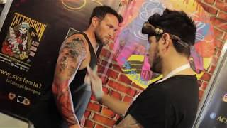 Spot Tattoo - System Tattoo // Caligo Films