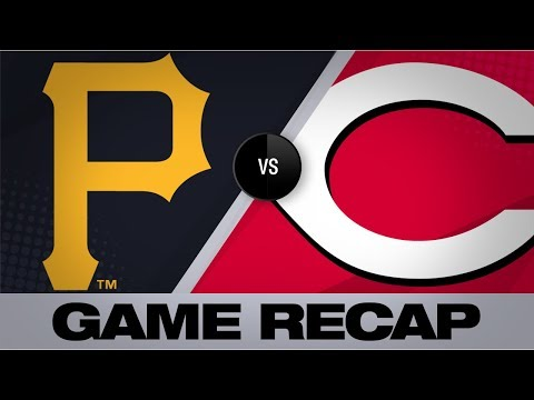 Sports Wrap with Ron Potesta - Reds Use Big Inning To Hammer Pirates