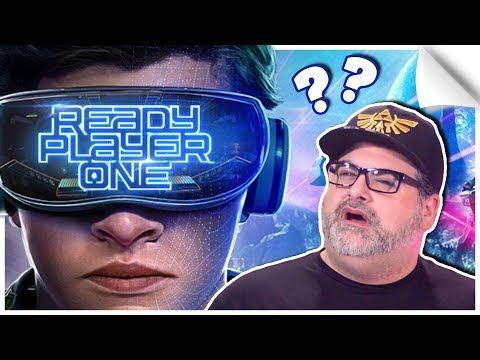 READY PLAYER ONE REVIEW IS 100% CRINGE...