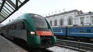 Новый поезд бизнес-класса начал курсировать между Полоцком и Могилевом