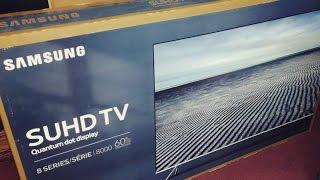 Samsung Ks8000 SUHD 4k HDR 60