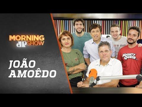 João Amoêdo - Morning Show - 040419