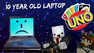 ROBLOX ON A 10 YEAR OLD LAPTOP (Dumb roblox #8)