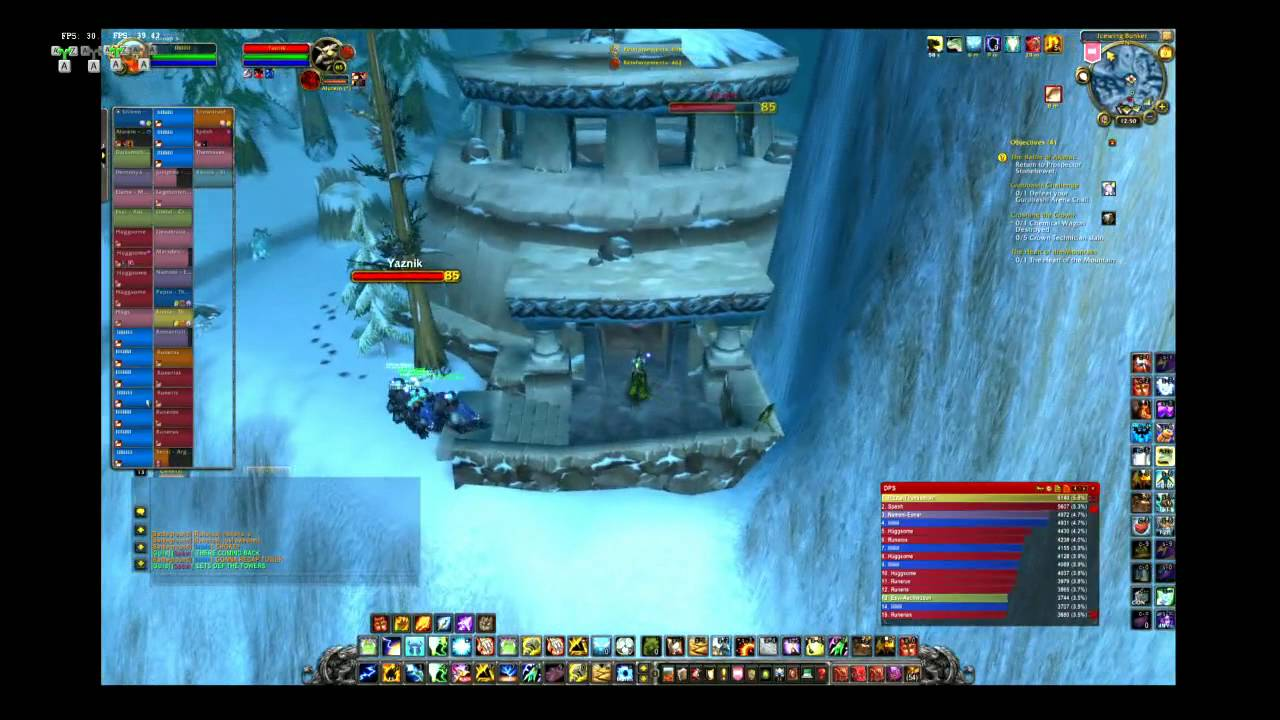 Autobots Roll Out Multiboxing Alterac Valley - Guild Run (No