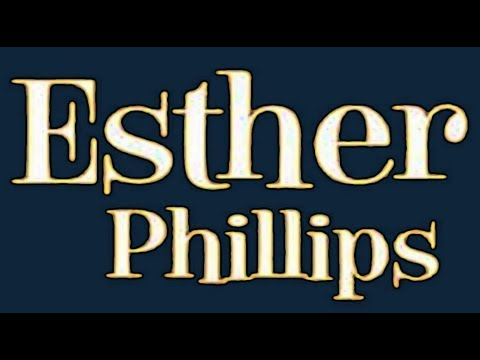 Esther Phillips - What A Difference A Day Makes  HQ