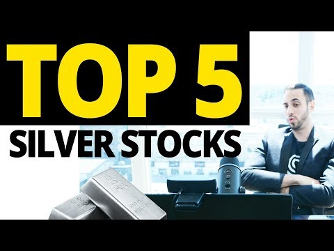 What Are The Top 5 SILVER Mining Stocks For The NEW SILVER Bull Market?