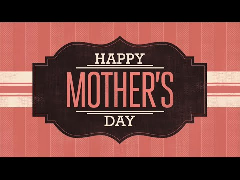 A Mother's Day idea to honor moms in your church service