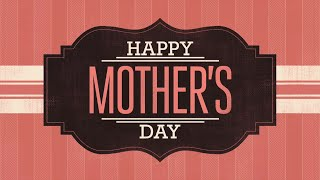 Mothers Day Idea Honor Moms Your Church Service