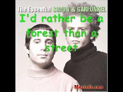 (ouhnaoui)El Condor Pasa, Simon & Garfunkel lyrics