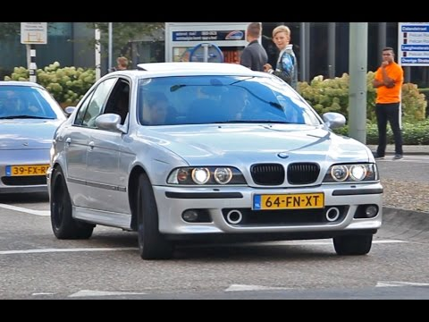 Bmw E39 M5 >> Bmw E39 M5 V8 Awesome Sound Youtube