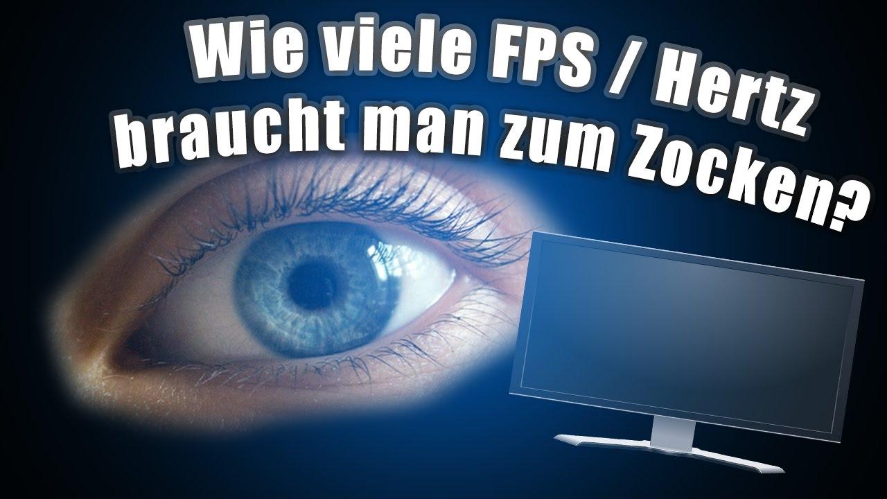 CS:GO - Wie viel FPS / Hertz braucht man? - YouTube