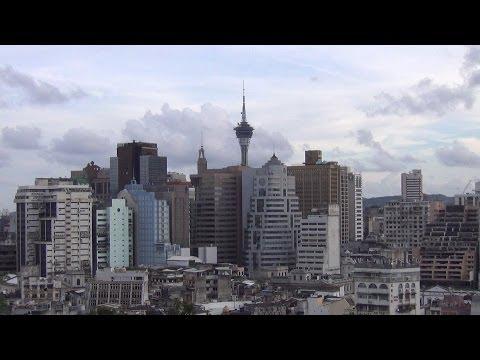 An HD Tour of Macau: Casinos, Churches, City Vistas, and More