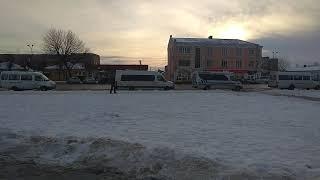 У Бердичів на зустріч з Порошенком звозили людей з усієї області