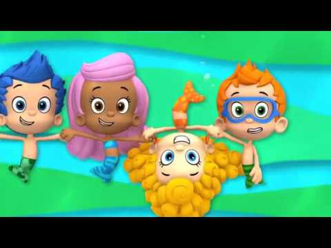Bubble Guppies Guppy Style.Theme  Song