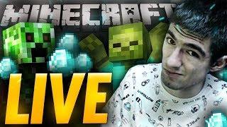 [LIVE] Minecraft- Pora na bibliotekę