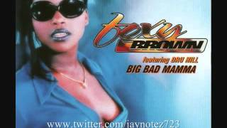Foxy Brown f Dru Hill   Big Bad Mamma instrumental w download link