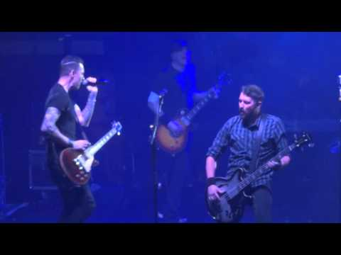 Theory of a Deadman - Bad Girlfriend - Live - Manchester 2016
