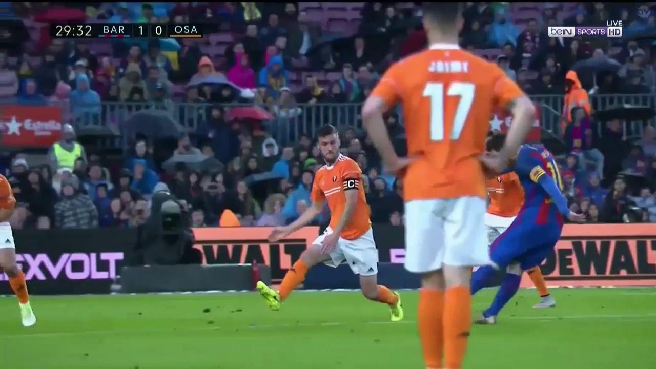 Реал осасуна 7 1 голы