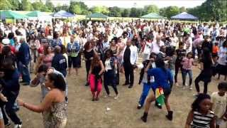 Guyanese Picnic In The Park U.K 2013 - Recorded Live In Morden Park, Surrey.