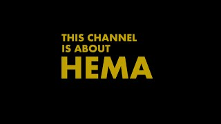This channel is about HEMA (showreel)