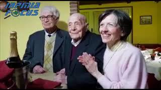 L'omaggio di Fondazione Fs e Pietro Mitrione per i 100 anni di Biagio Capossela