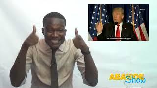 DONAL TRUMP TRAITE LES PAYS AFRICAINS DE PAYS DE MERDE  PROFESSEUR ABAWOE HUMOUR TOGO
