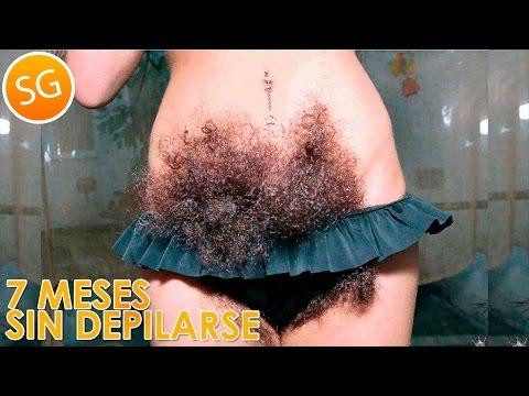 Mujer lleva casi un a�o sin depilarse y dice que se siente orgullosa