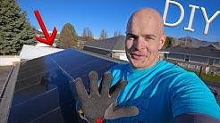 Do It Yourself Solar Power? - Easy DIY Solar Panel Installation!