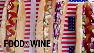 5 Easy Ways to Upgrade Your Hot Dog This July 4th | Food News | Food & Wine