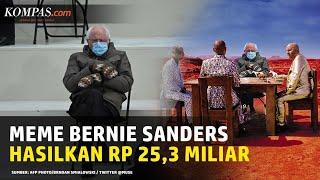 7 Fakta Meme Bernie Sanders Yang Viral Sampai Indonesia Halaman All Kompas Com