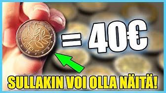 Selvitetään 2€ juhlarahojen arvoja?! Sullakin voi olla näitä!