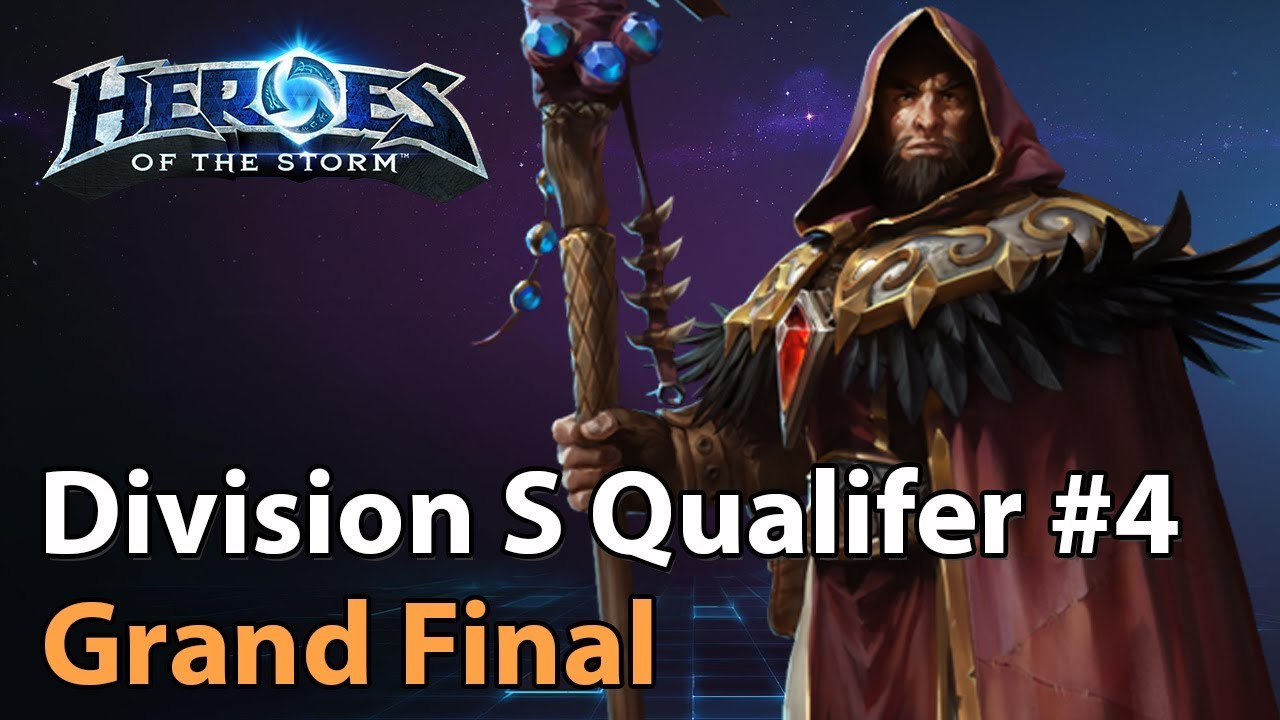 ► Division S Qualifier #4 - Grand Final - Heroes of the Storm Esports