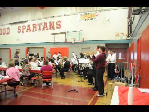 """Stanwood Middle School plays """"Tiger of San Pedro"""""""