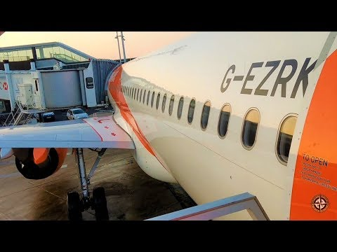 RAMP BOARDING I EASYJET A320-214 - Paris Orly To Toulouse