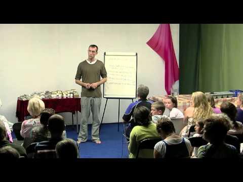 Dublin High Energy Presentation: Elwin Robinson