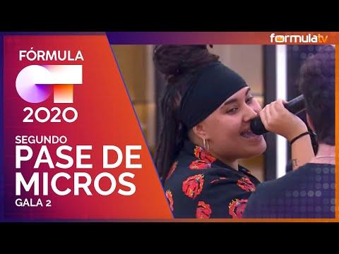 Ot 2020 Reacción Al Segundo Pase De Micros De La Gala 2 Salseotes Fórmula Ot Youtube