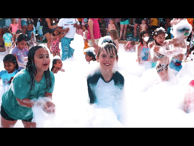 Bubble Bash Summer Series 2021