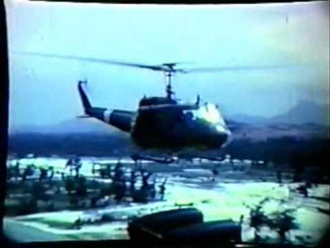 Vietnam war music video RATTLERS & FIREBIRDS