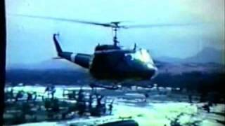 Vietnam war music video RATTLERS & FIREBIRDS
