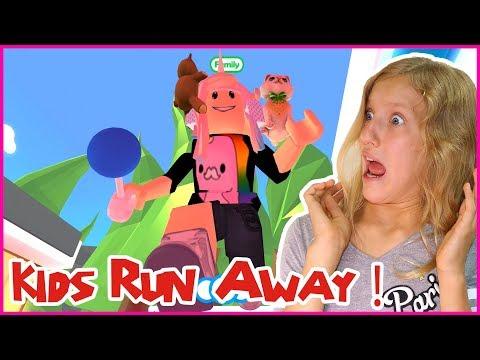 My KID RUNS AWAY!!!